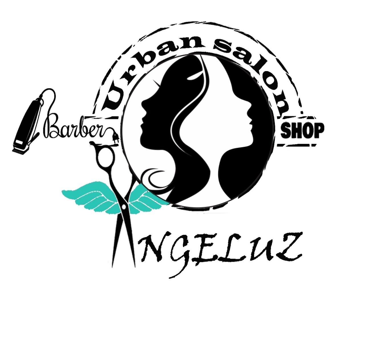 URBAN SALON & BARBER SHOP ANGELUZ